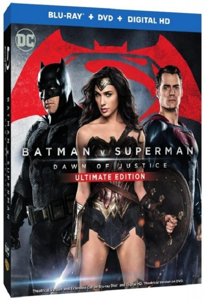 Batman v Superman: Dawn of Justice - Ultimate Edition Poster