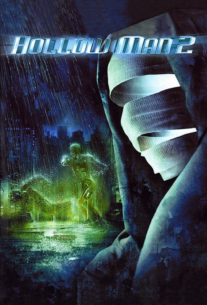 Hollow Man 2 Poster