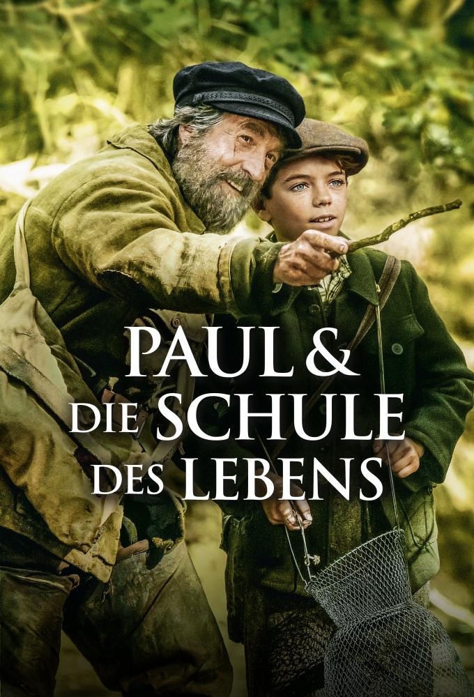 Paul und die Schule des Lebens Poster
