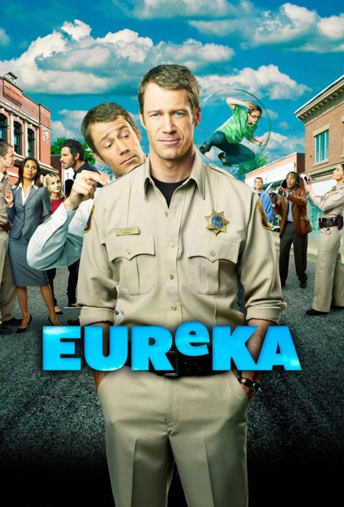 EUReKA - Die geheime Stadt Poster