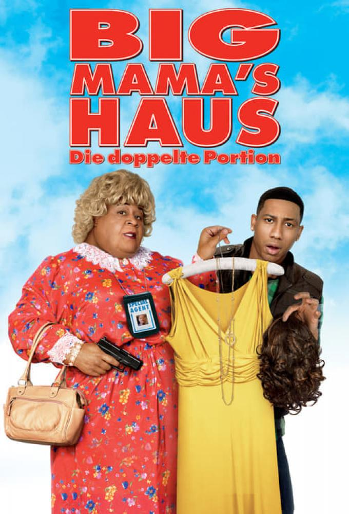 Big Mama's Haus - Die doppelte Portion Poster