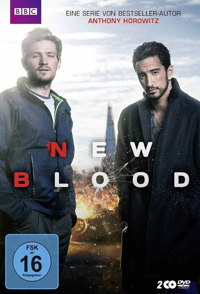 New Blood - Tod in London Poster