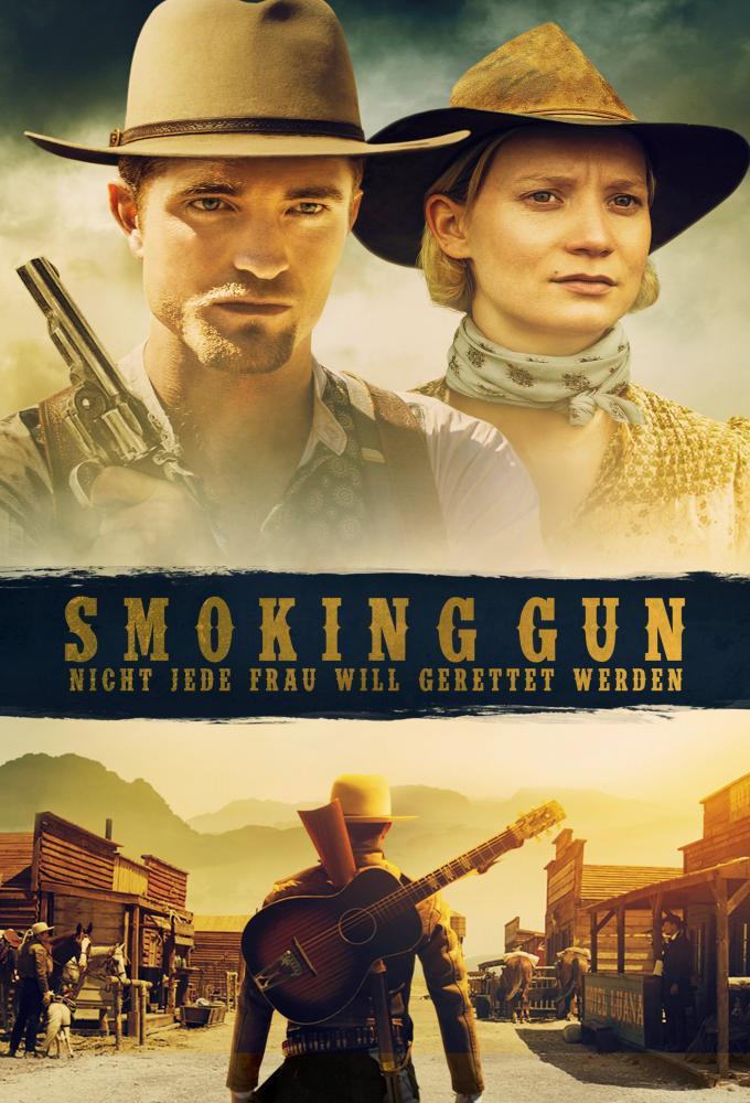 Smoking Gun - Nicht jede Frau will gerettet werden Poster