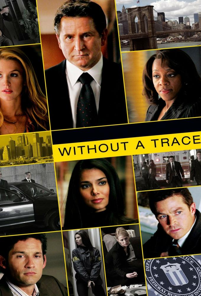 Without a Trace – Spurlos verschwunden Poster