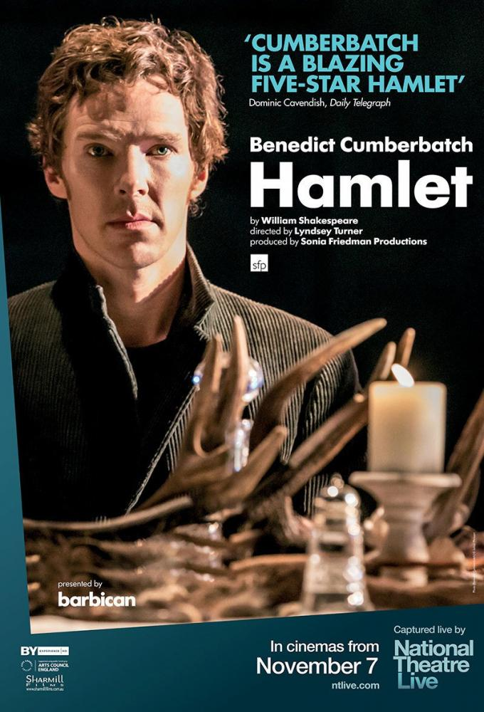 National Theatre Live: Hamlet Poster