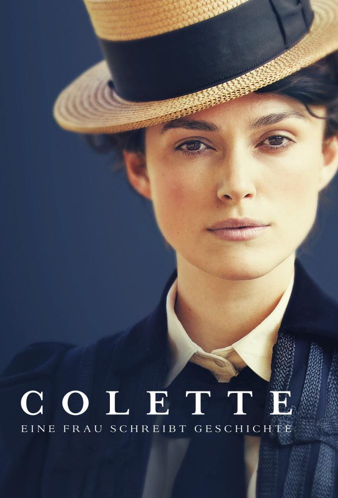 Colette - Eine Frau schreibt Geschichte Poster