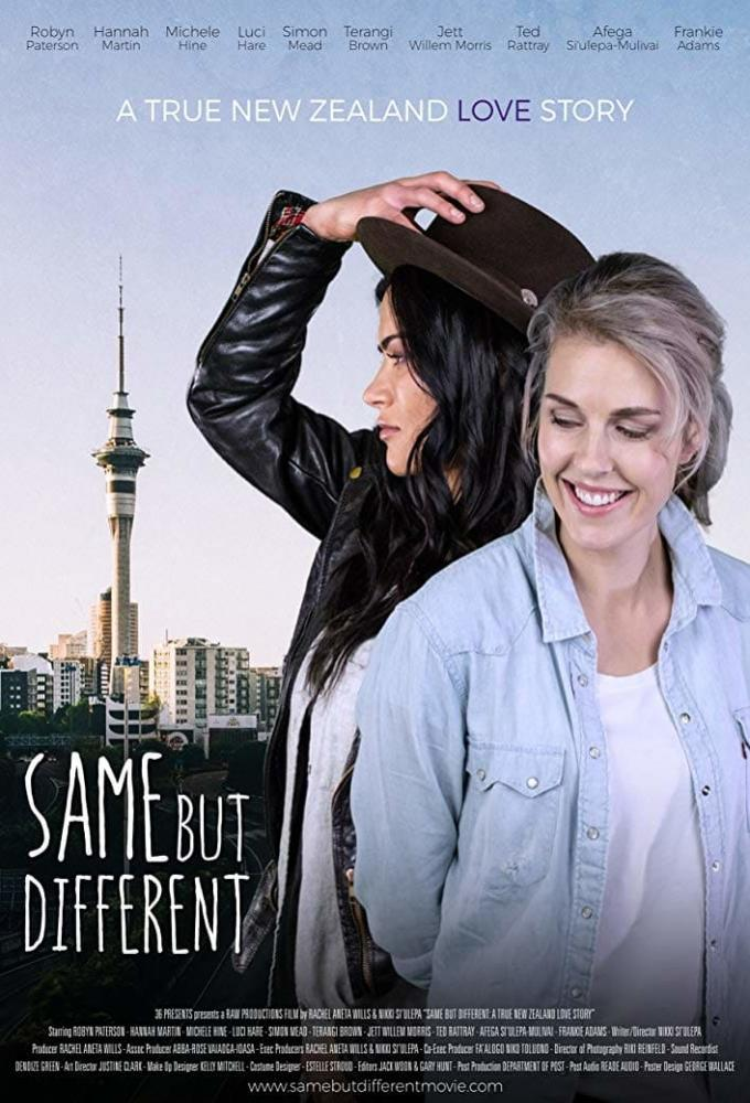 Same But Different: A True New Zealand Love Story Poster