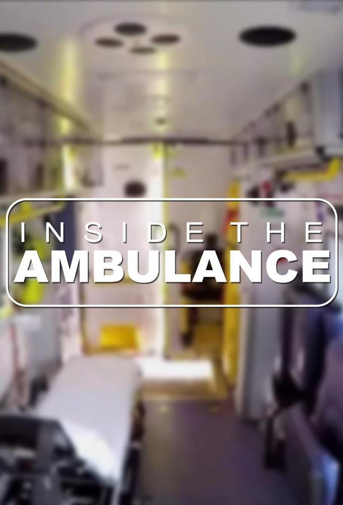 Inside the Ambulance Poster