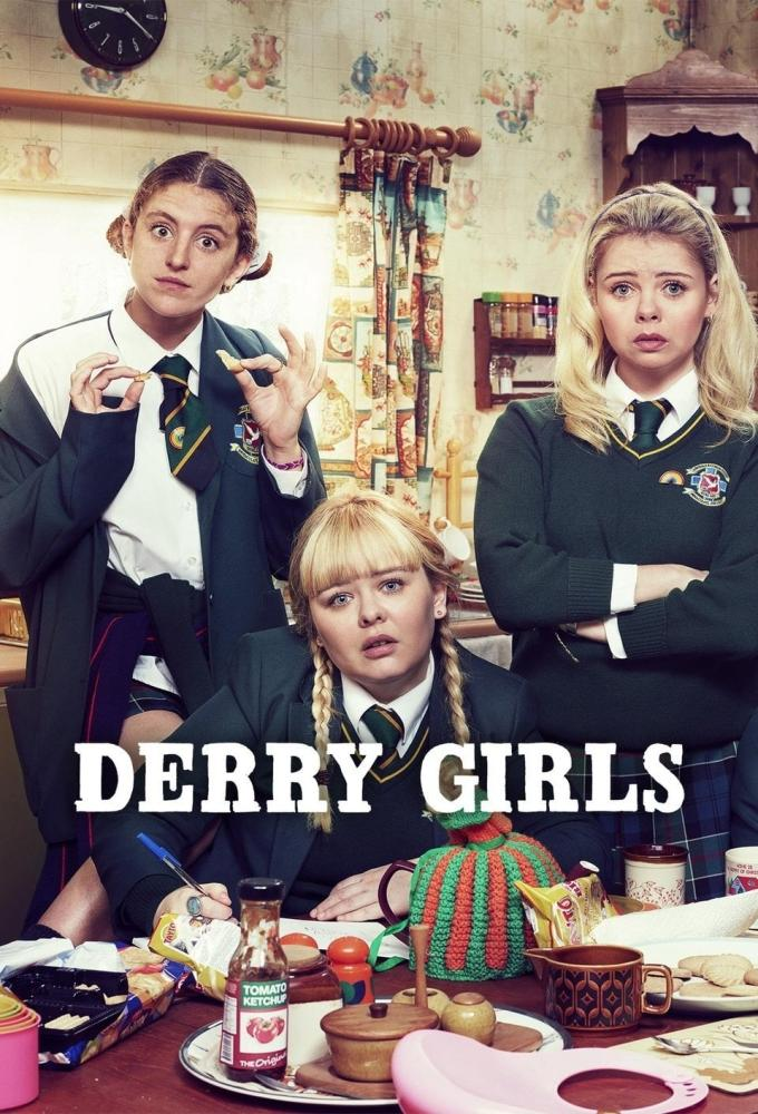 Derry Girls Poster