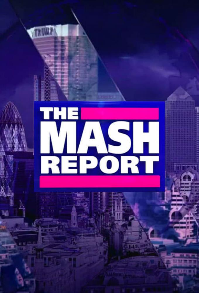 The Mash Report Poster