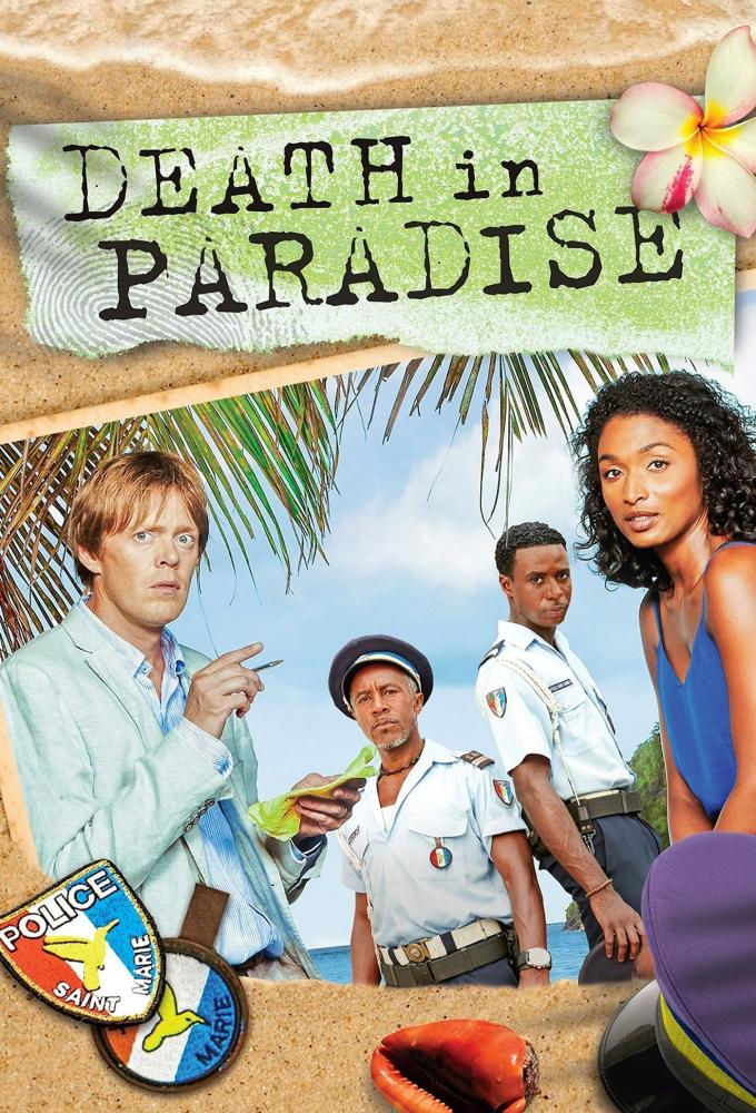 Death in Paradise Poster
