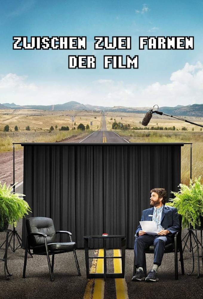 Zwischen zwei Farnen: Der Film Poster