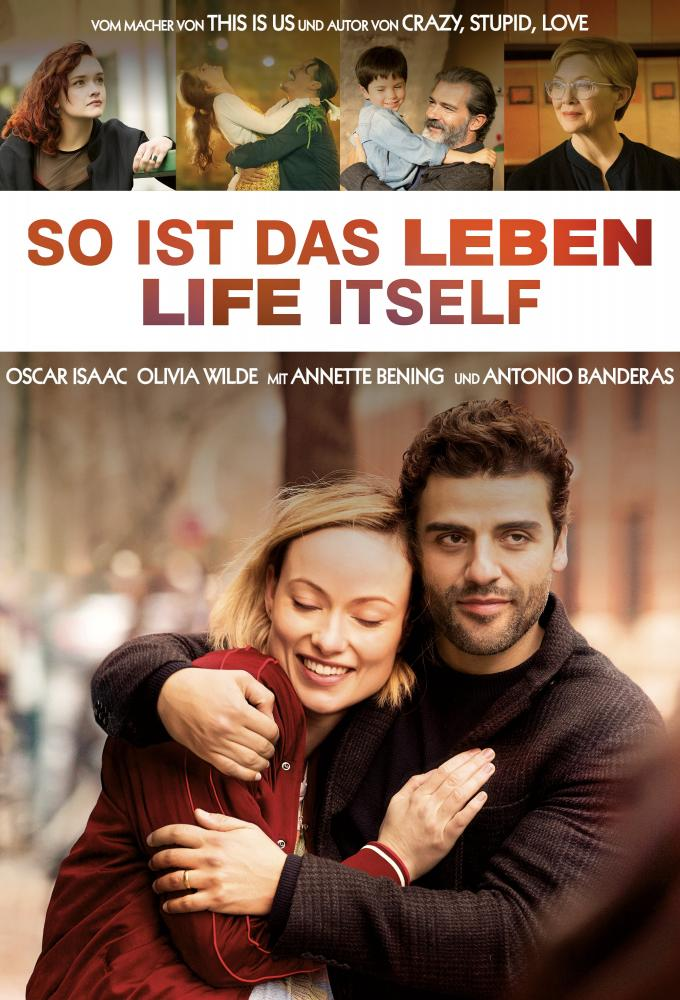 So ist das Leben - Life Itself Poster