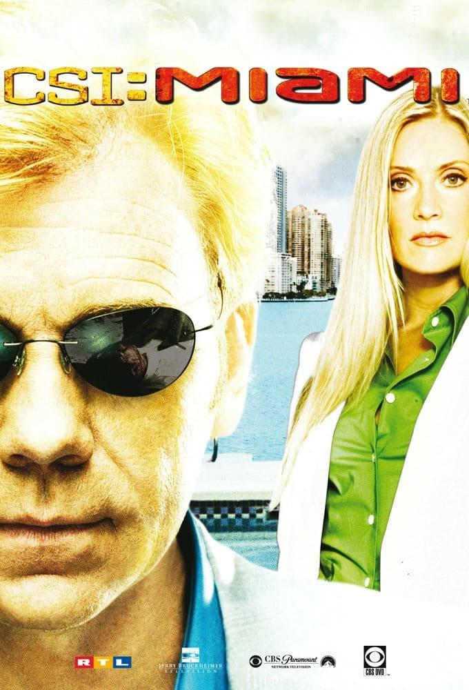 CSI: Miami Poster