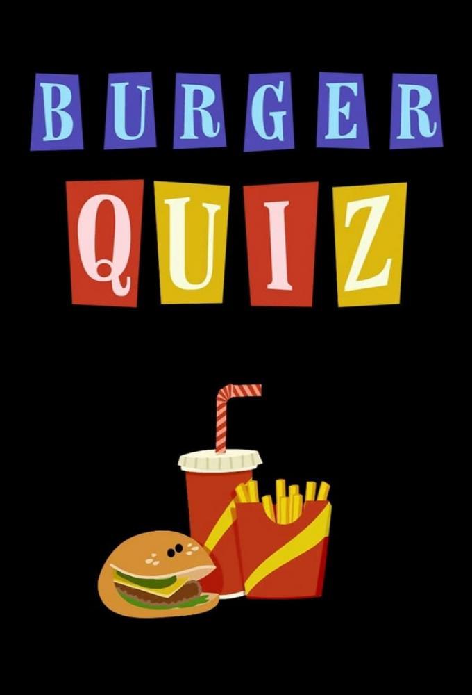 Burger Quiz Poster