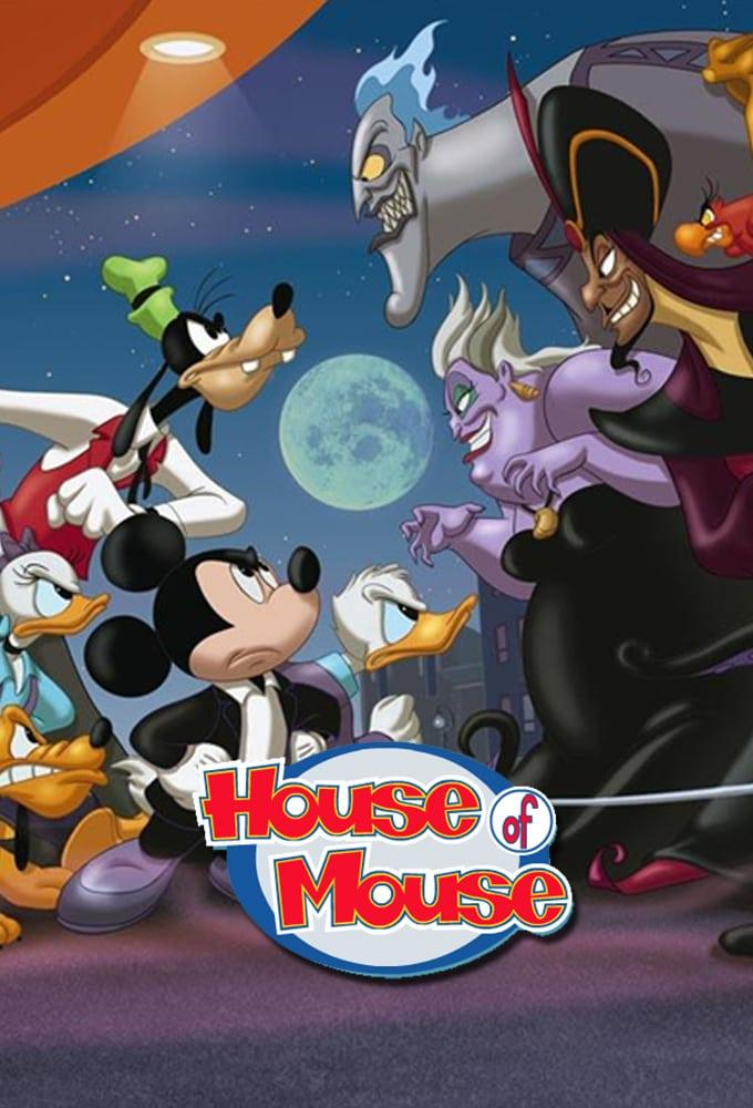 Disney's House of Mouse Poster