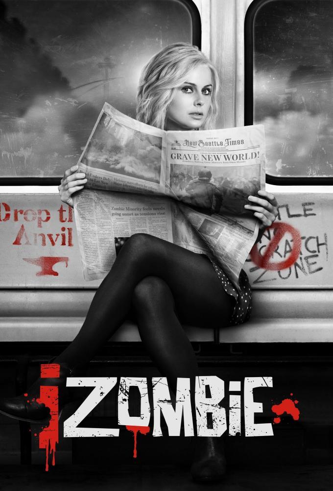 iZombie Poster