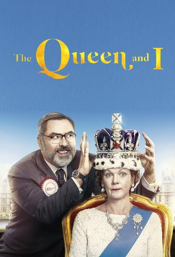 The Queen and I Poster