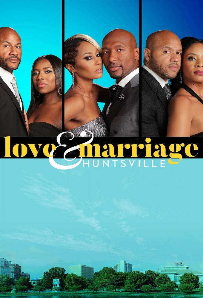 Love & Marriage Huntsville Poster