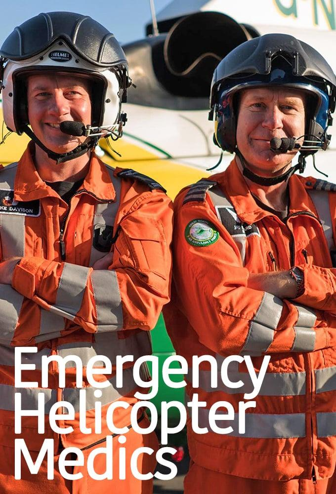 Emergency Helicopter Medics Poster