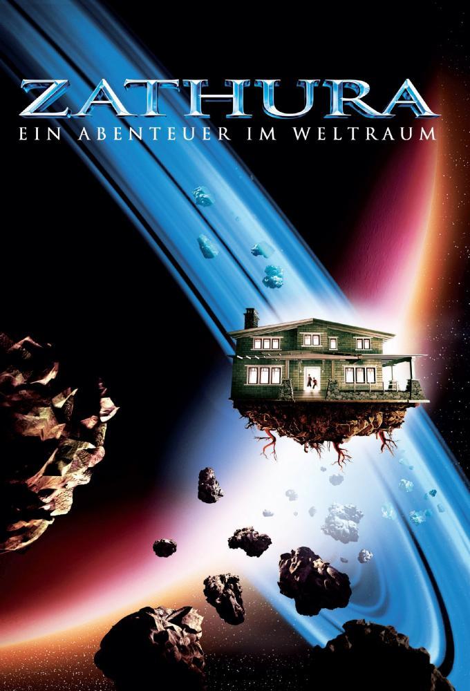 Zathura - Ein Abenteuer im Weltraum Poster