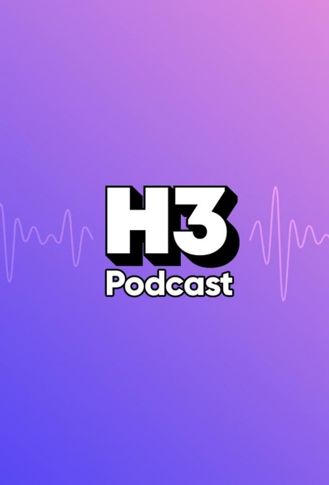 H3 Podcast Poster