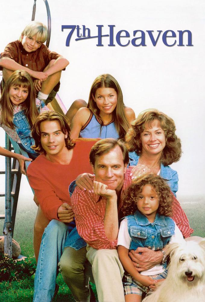 Eine himmlische Familie Poster