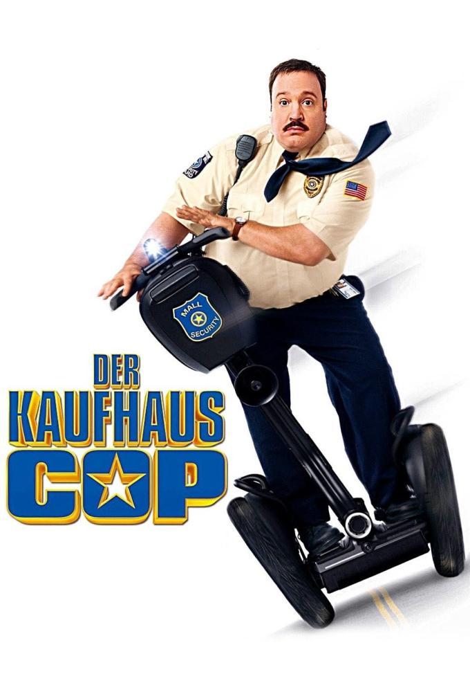 Der Kaufhaus Cop Poster