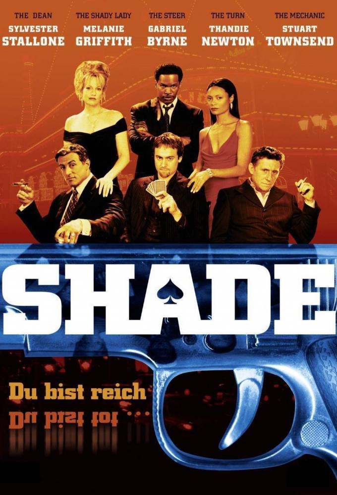 Shade - Heißes Spiel in Las Vegas Poster