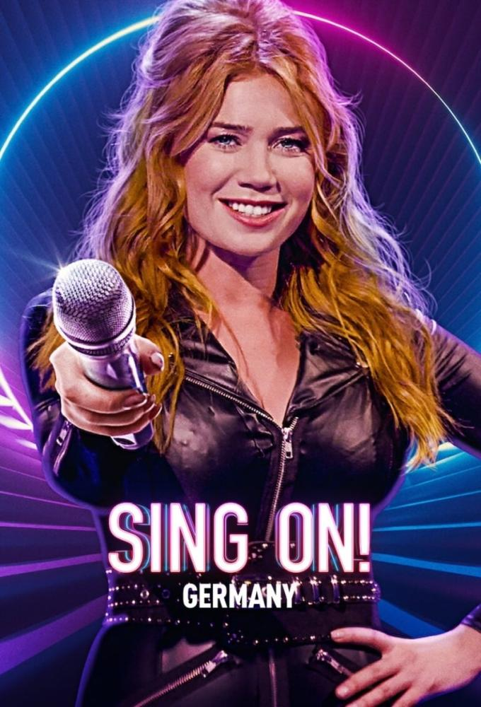 Sing On! Germany Poster