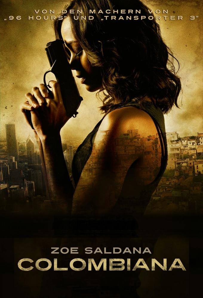 Colombiana Poster