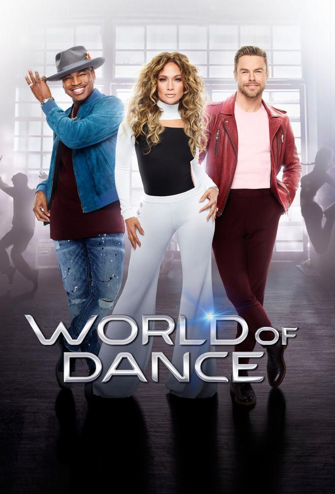 World of Dance Poster