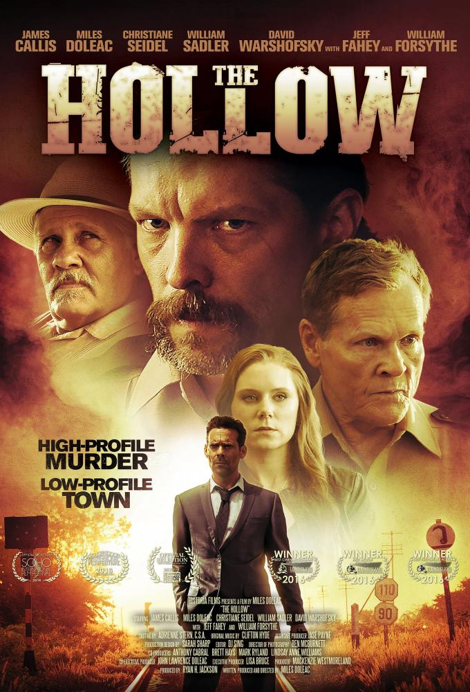 The Hollow - Mord in Mississippi Poster