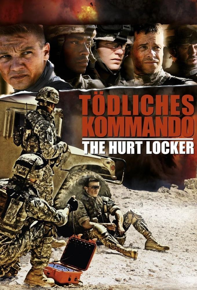 Tödliches Kommando - The Hurt Locker Poster