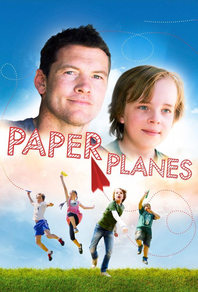 Papierflieger Poster