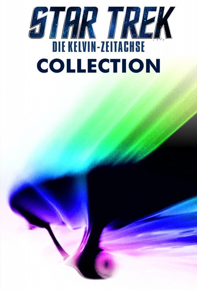 Star Trek-Filmreihe: Die Kelvin-Zeitachse Poster