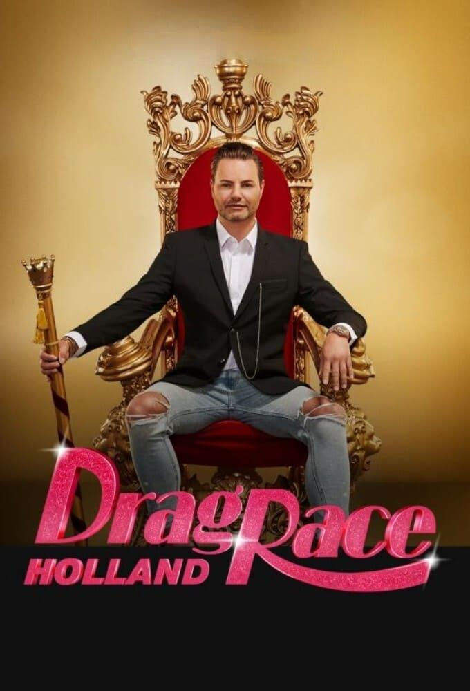 Drag Race Holland Poster