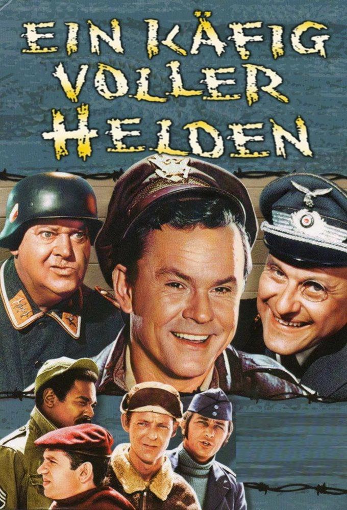 Ein Käfig voller Helden Poster