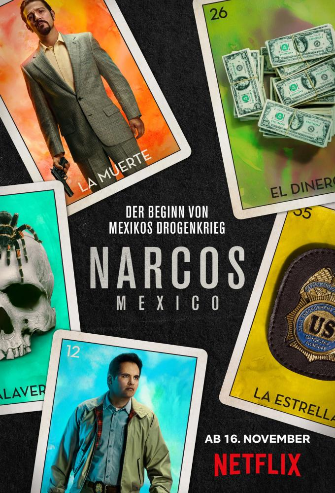 Narcos: Mexico Poster