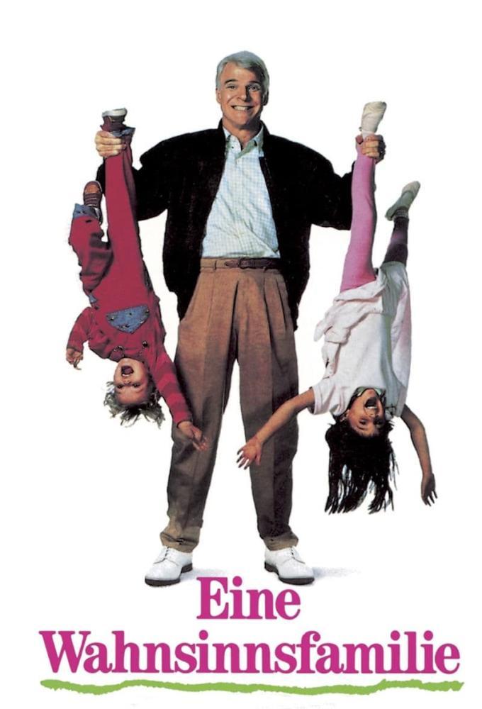 Eine Wahnsinnsfamilie Poster