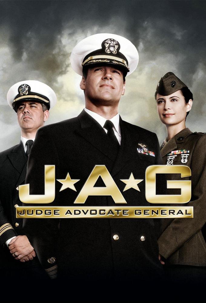 JAG – Im Auftrag der Ehre Poster
