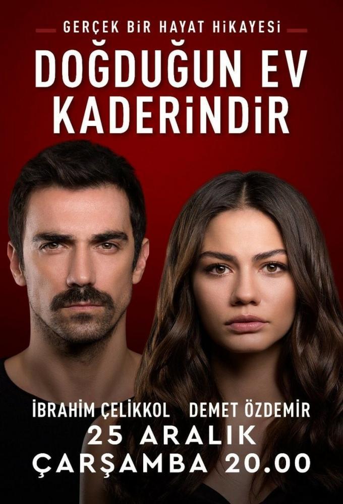 Dogdugun Ev Kaderindir Poster