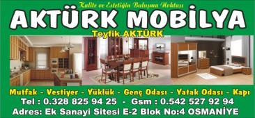 Aktürk Mobilya