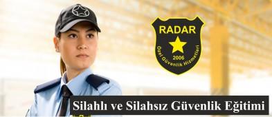 Radar Özel Güvenlik Hizmetleri