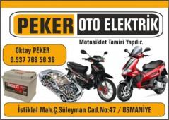 Peker Oto Elektrik