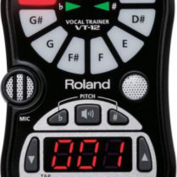 Roland VT-12-BK Vocal Trainer
