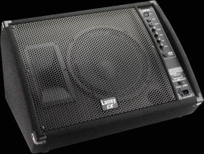 Laney Aktif Monitör 120W 12' + HF W/line & Mic Inputs (XLR) & 3 Band