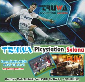 Truwa Playstation Salonu