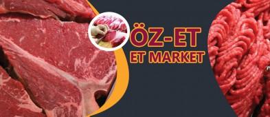 Öz Et - Et Market