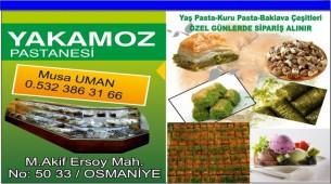Yakamoz Pastanesi